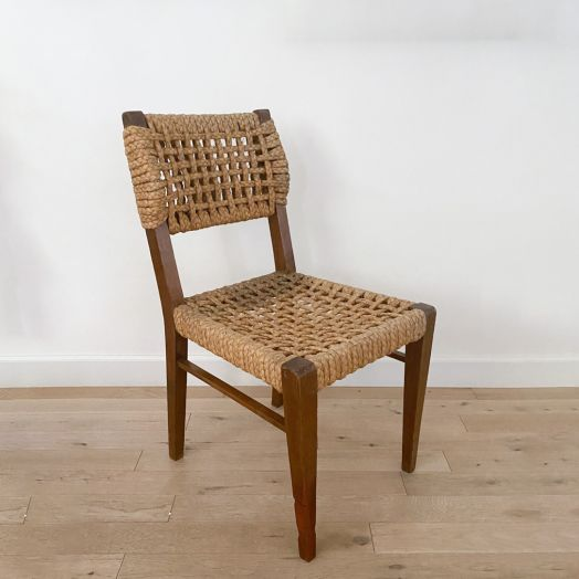 Adrien Audoux & Frida Minet Chair - ON HOLD
