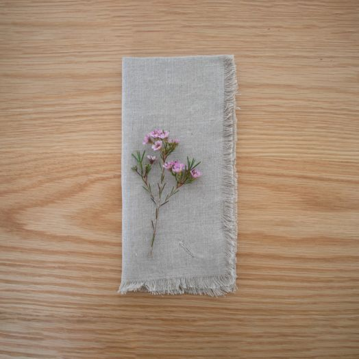 Linen Napkins, Natural