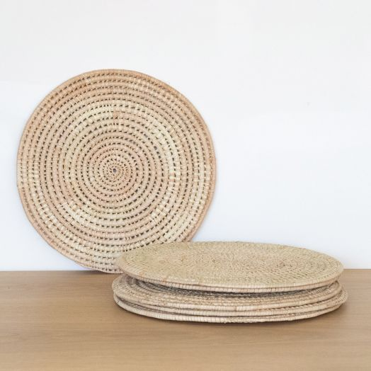 Natural Woven Placemat