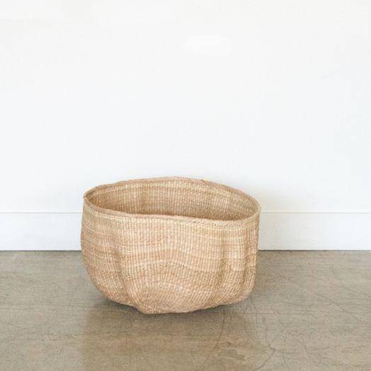 African Wonky Basket, Large